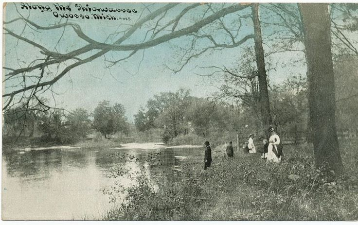 26 Best Shiawassee County History Images On Pinterest
