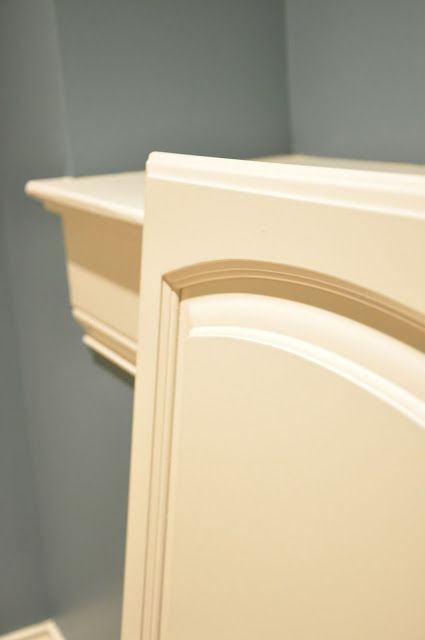 A Sneak Peek   Painting The Kitchen Cabinets
