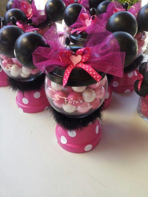 Mimi mouse centerpieces