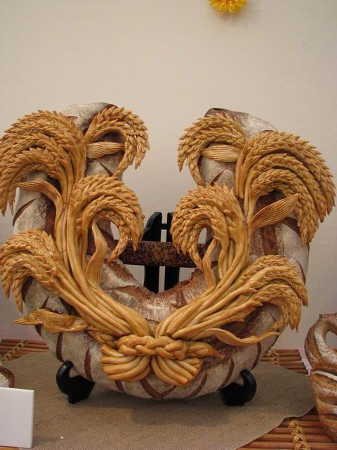 MamosReceptai.lt - Neįtikėtini meno kūriniai iš duonos | Sveikata.lt