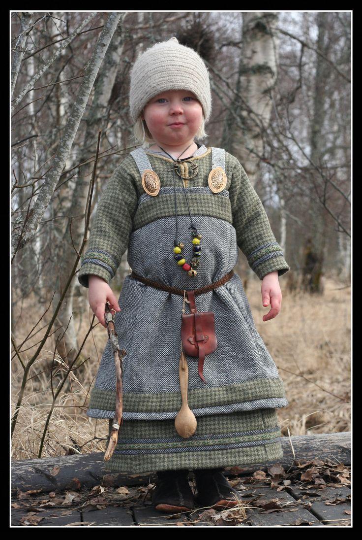 Hervor new costume by ~VendelRus on deviantART