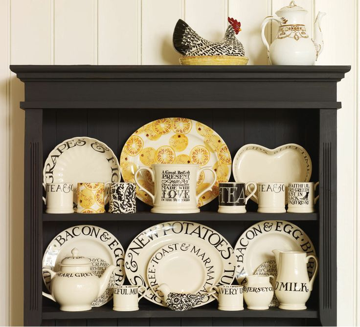 Toast & Marmalade | Emma Bridgewater - Black Kitchen Dresser