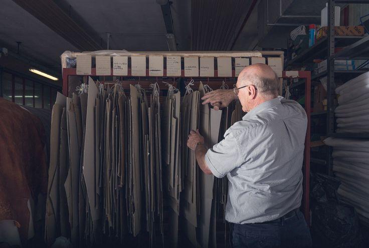 #Berto Upholsery - Ph- Delfino Sisto Legnani #tailormade #sofas