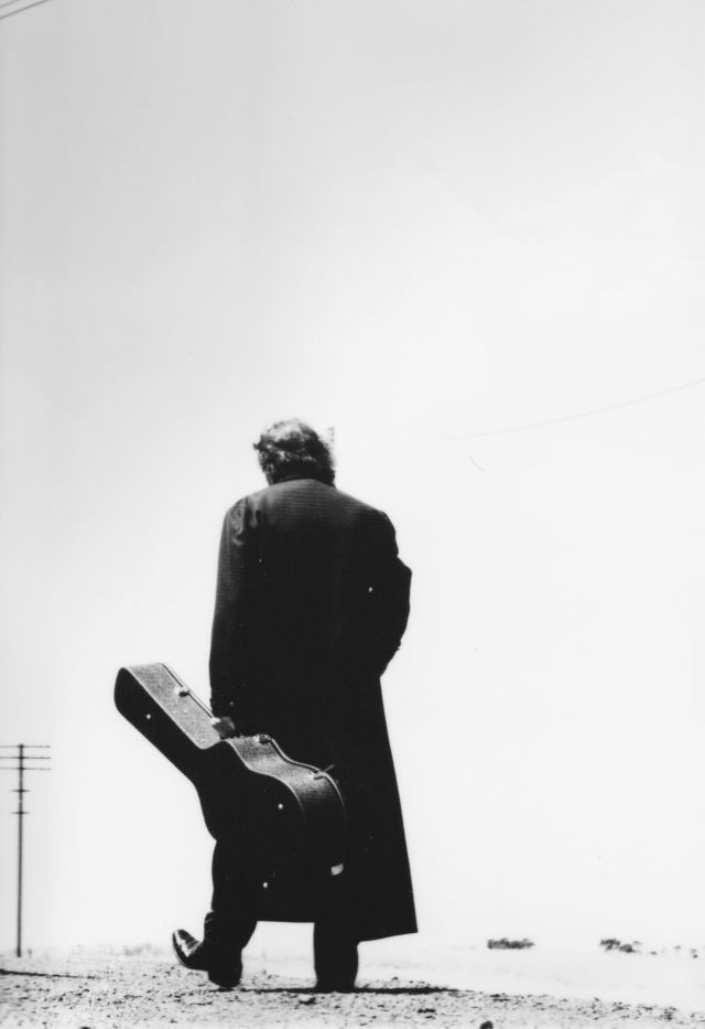 The man in black, Johnny Cash