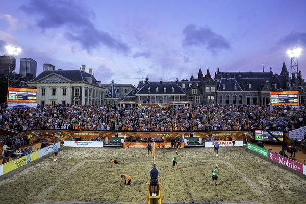 Reinder Nummerdor Photos: FIVB Beach Volleyball World Championships - Day 10