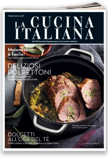 #LCI La #Cucina Italiana - EDICOLA OTTOBRE #food