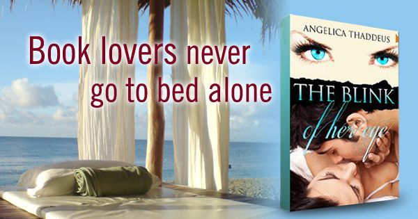 Grab a steamy, romantic medical thriller for only$2.99 http://www.amazon.com/Blink-Her-Eye-Angelica-Thaddeus-ebook/dp/B00GGPL5KM