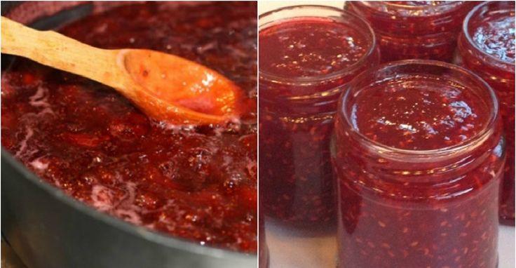 Így készíthetsz lekvárt bármilyen gyümölcsből 5 perc alatt anélkül, hogy hosszasan főzni kellene!