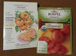 Tomatoes - Indeterminate or Not? Fruit or Vegetable? Growing tomatoes.
