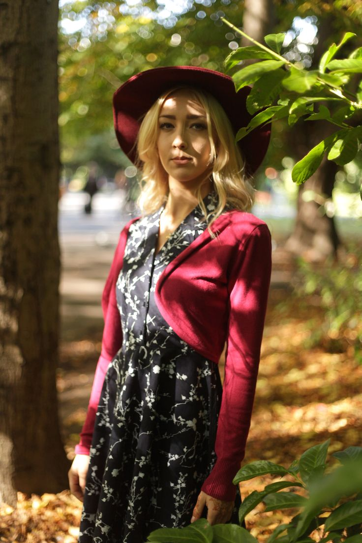 Vintage Autumn style from Carousel!