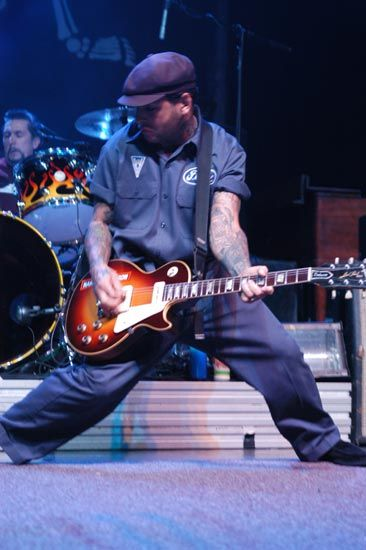 Mike Ness - Rock n ' Roll gangster
