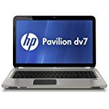 HP Pavilion dv7-6c54ea 17.3-inch Laptop PC (Intel Core i5-2450M Processor