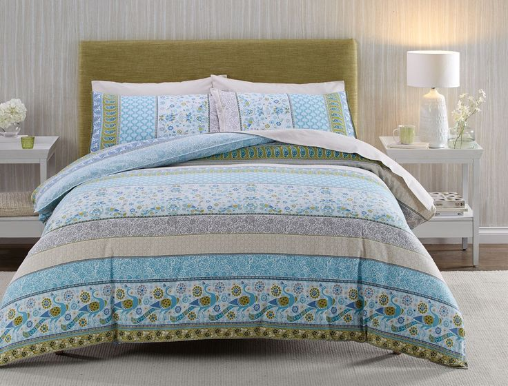 Celine Flannelette Quilt Cover Set   Bed Bath N' Table