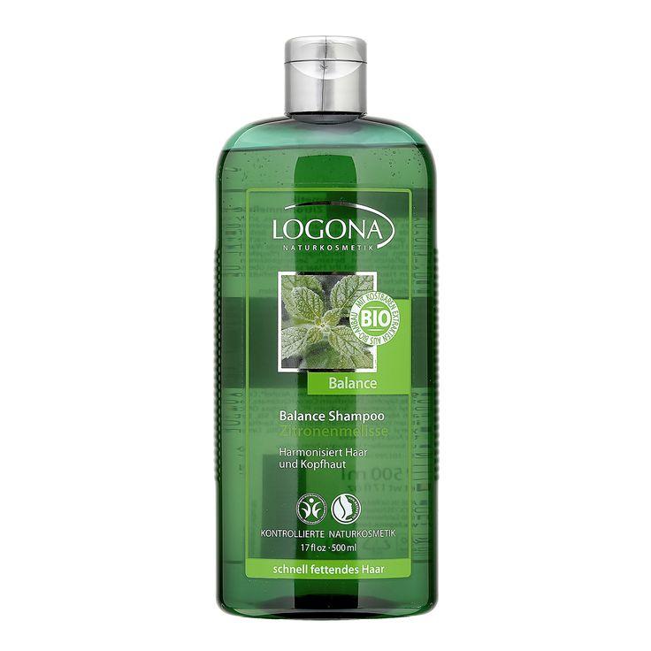 LOGONA Lemon Balm Balance Shampoo (For Oily Hair & Scalp) 17oz, 500ml: LOGONA Lemon Balm Balance Shampoo (For Oily Hair &… #ShoppingUK