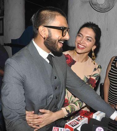 Deepika is so generous, gushes BF Ranveer Singh!