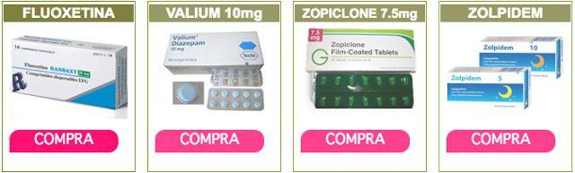 Farmaci contro l'ansia : Lorazepam , Clonazepam, Xanax senza ricetta