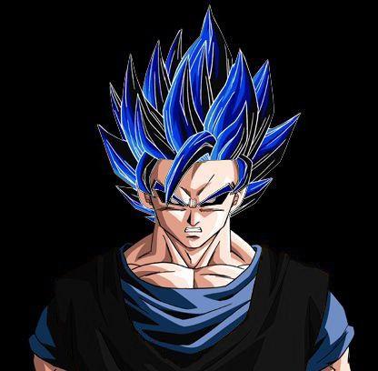 Evil Goku ssj Dragon Ball AF by ExtremeNick on DeviantArt