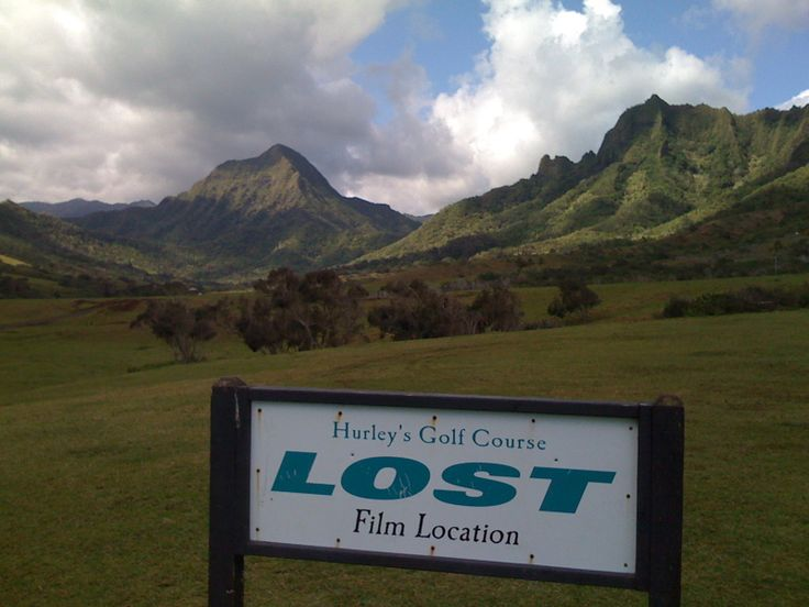 "Kualoa Ranch, where the TV series ""Lost"" was filmed. I wanna go here! :P"