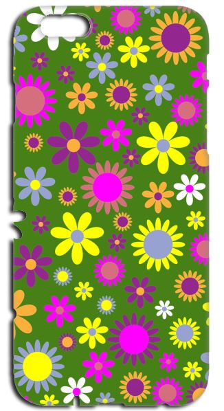 Flower Power Themed iPhone 4, 5 & 6 Case  Turn your iPhone into an expression of love with this exclusive Flower Power themed case.    SPECIAL PRICE  All cases are priced close to cost so that you can have your personal collection of cases that you can use to express how you feel at any given time.   It makes a great gift too! Available choices: iPhone 4/4S, iPhone 5/5S/5C and iPhone 6 cases.