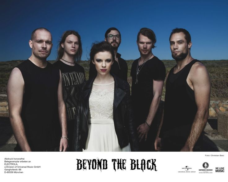 """BEYOND THE BLACK """"Songs of Love and Death"""" Tour 2015"""