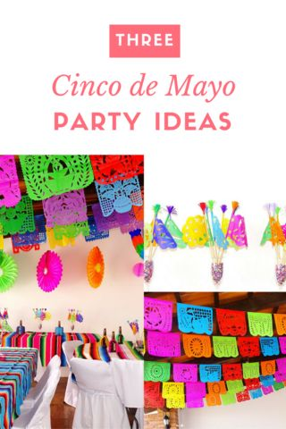 Cinco de Mayo Flag banner, Fiesta Decorations Garland, Mexican Party Supplies