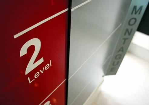 Custom designed signage to suit any space design http://www.spec-net.com.au/press/0409/wwd_010409.htm #sign #signage #directory #custom #design