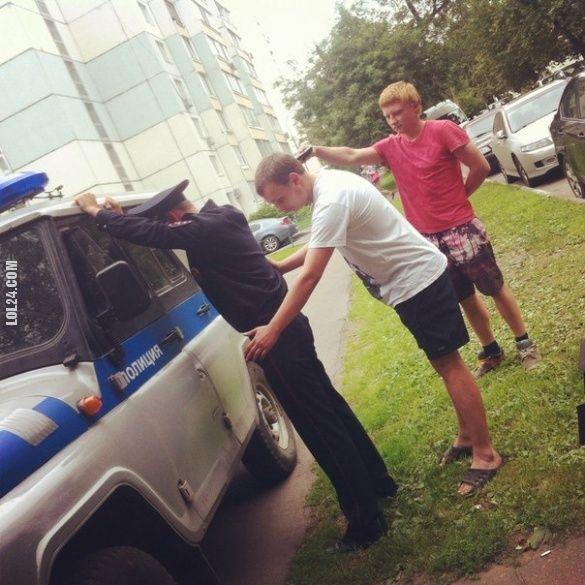 Tak wygląda aresztowanie w Rosji #aresztowanie #Rosji