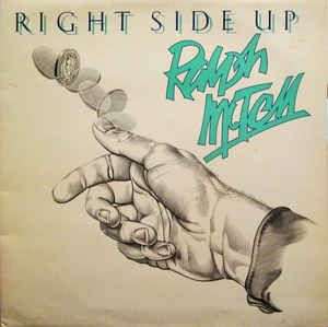 Ralph McTell - Right Side Up (Warner Bros. Records)