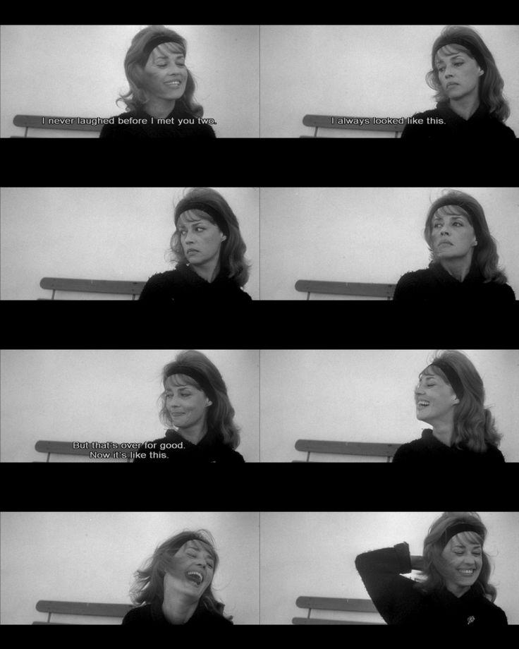 Jules and Jim, 1962. dir.FrançoisTruffaut.