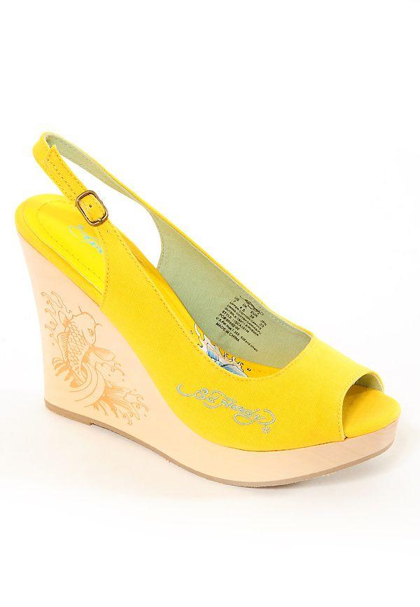 Ed Hardy Shoes for Women | Ed Hardy Shoe - Women's Shoes Photo
