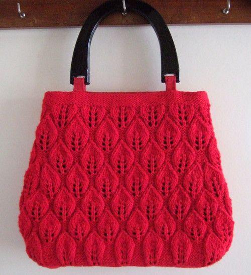 alfineteoficinaderetalhos:  leafbag by solgrim on Flickr.