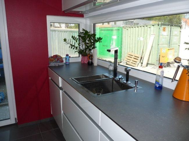 Mer enn 25 bra ideer om Kunststein på Pinterest Granitfliesen - kuchenarbeitsplatten aus granit