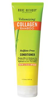 Volumizing Collagen Bamboo Sulfate Free Conditioner (NEW)
