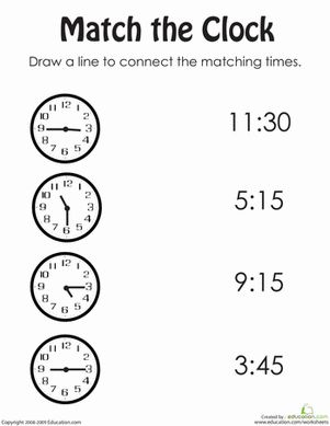 33 best Preschool Calendars & Clocks images on Pinterest