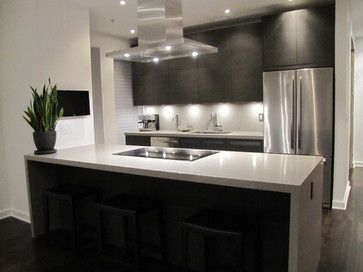 Galley Kitchen - modern - kitchen cabinets - new york - Modiani Kitchens