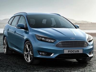 #Ford #FocusStationWagon. Auto dalle linee sinuose e dagli interni curati.