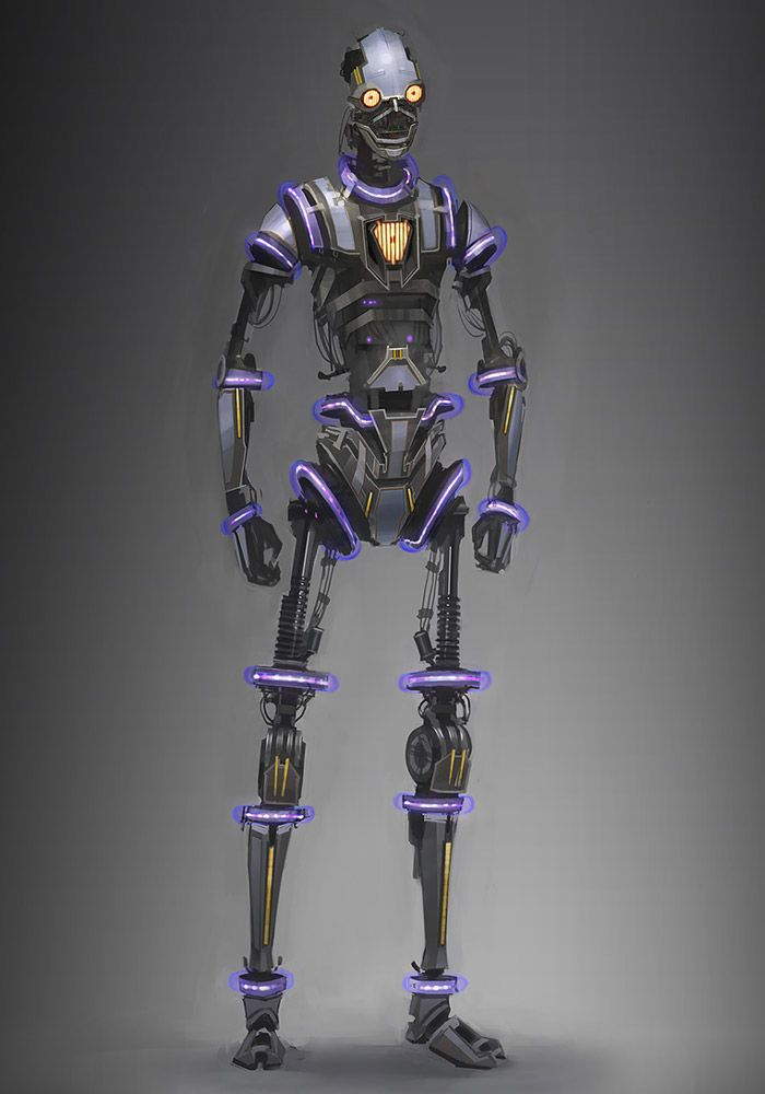 PROXY Droid from Star Wars: The Force Unleashed
