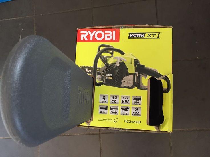 ryobi  RCS4235B petrol chainsaw 42cc