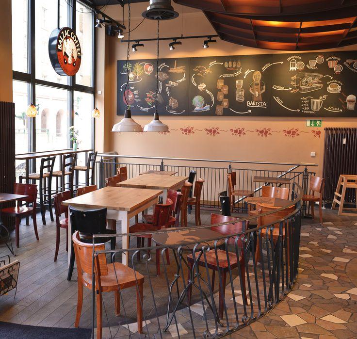 Gemutlich Kaffee Trinken In Berlin : Gemütlich Kaffee trinken bei Balzac Coffee in der Invalidenstraße #
