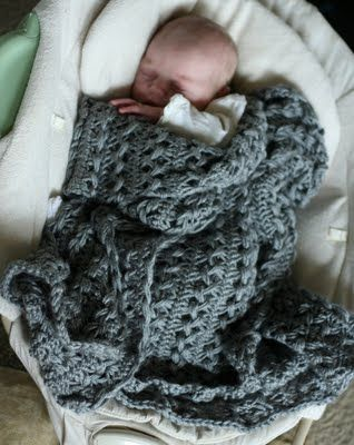 From my sister's board - so beautiful - for baby or adult!