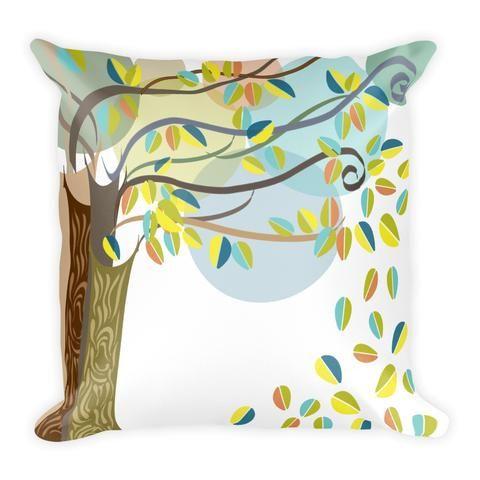 The Tree Bliss - Earthistik Pillow