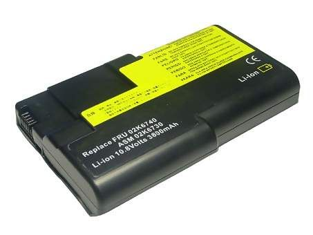 02K6740, 02K6739, 02K6741, 02K6776 - IBM ThinkPad A21e/A22e Laptop Battery
