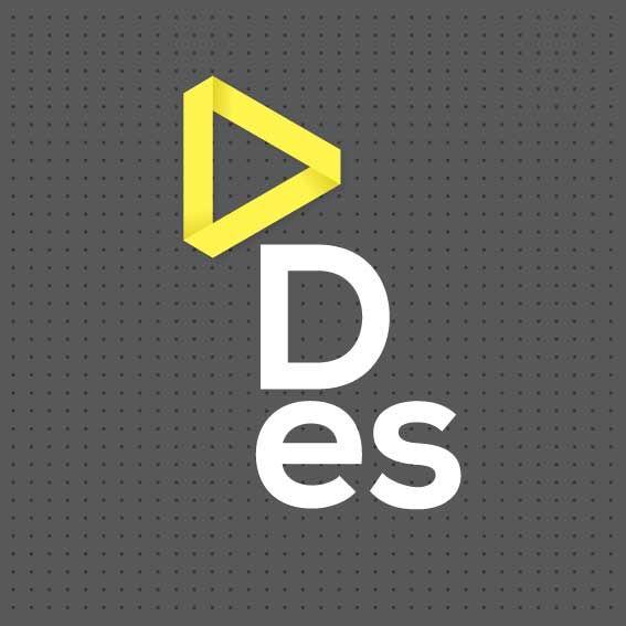 CLIENT: DES | DESIGN IS THE DESTINATION PROJECT: NAMING | VISUAL IDENTITY