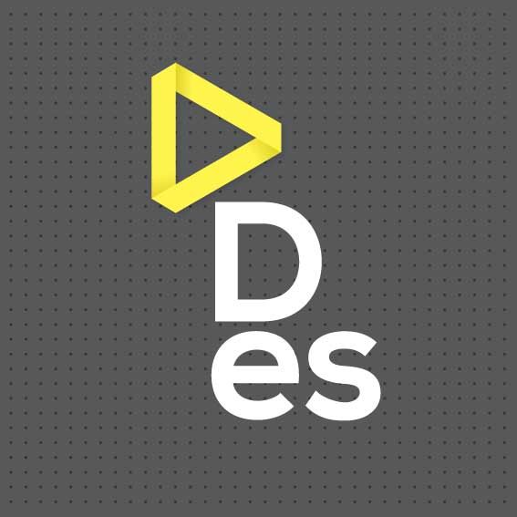 CLIENT: DES | DESIGN IS THE DESTINATION PROJECT: NAMING | VISUAL IDENTITY