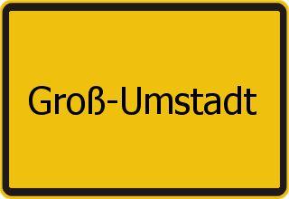 Gebrauchtwagen verkaufen Groß-Umstadt