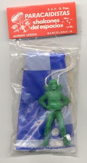 Paracaigudista