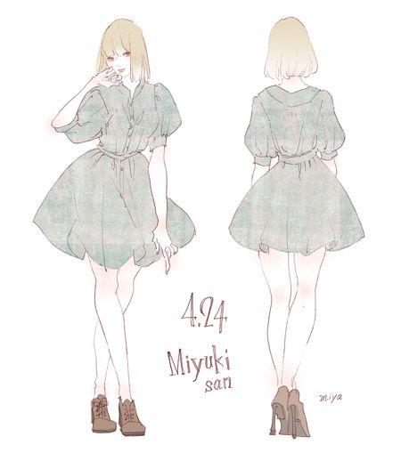 miya's Illustration