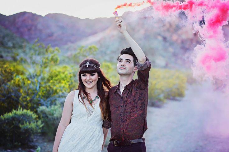 Un beau jour : Floriane & Claude à Las Vegas