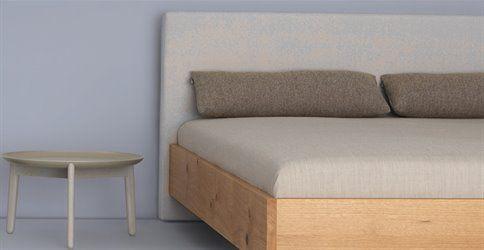 Bed Habits - Collectie - Bedden - Designbedden - Comfort - Info