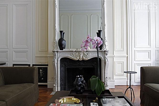 chemin e haussmannienne d co pinterest. Black Bedroom Furniture Sets. Home Design Ideas
